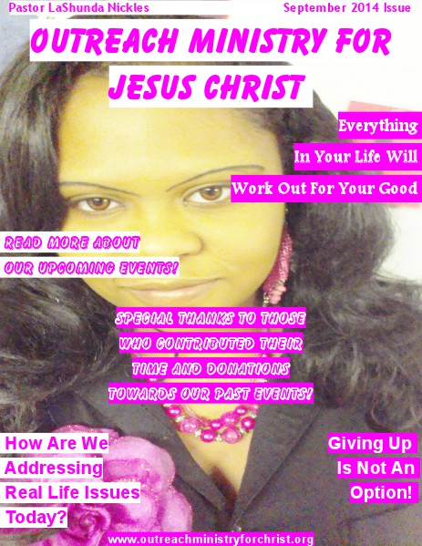 Outreach Ministry For Jesus Christ ~ Volume Six Volume Six