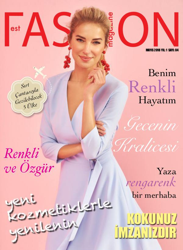 Fest & Fashion Mayıs 2018