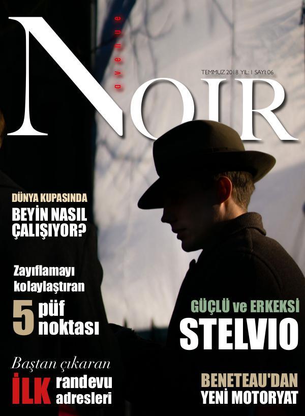 Avenue Noir Temmuz 2018
