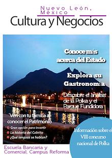 Cultura y Negocios Nuevo León
