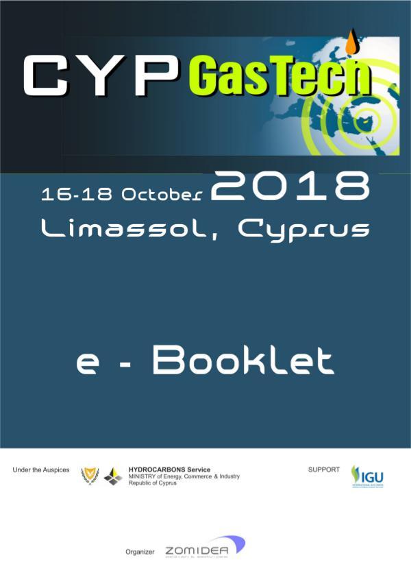 CYPGasTech 2018 CYPGasTech 2018_e-Booklet