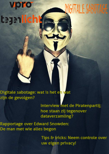 Digitale Sabotage June 2014