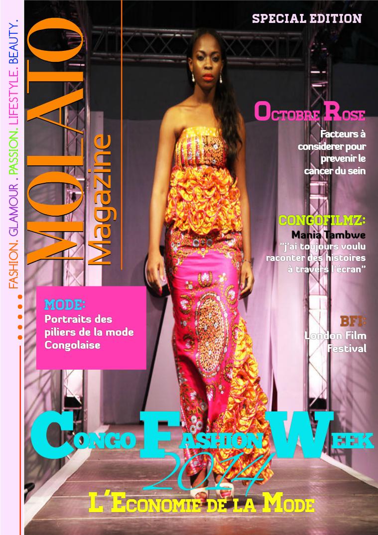 MOLATO MAGAZINE Numéro 3 - October/November 2014
