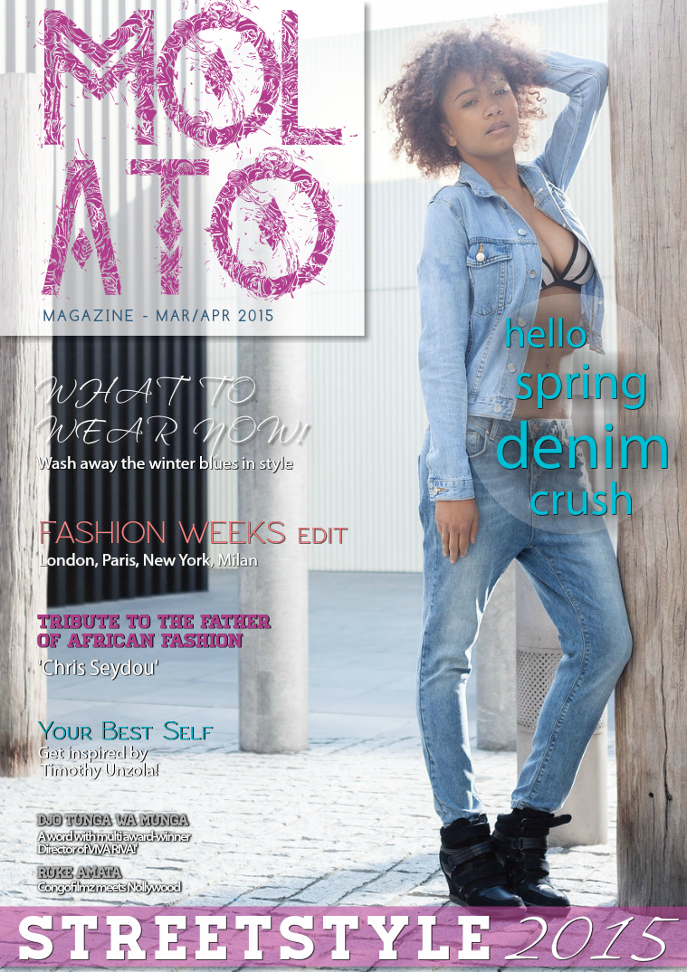 MOLATO MAGAZINE Issue 5 - March/April 2015