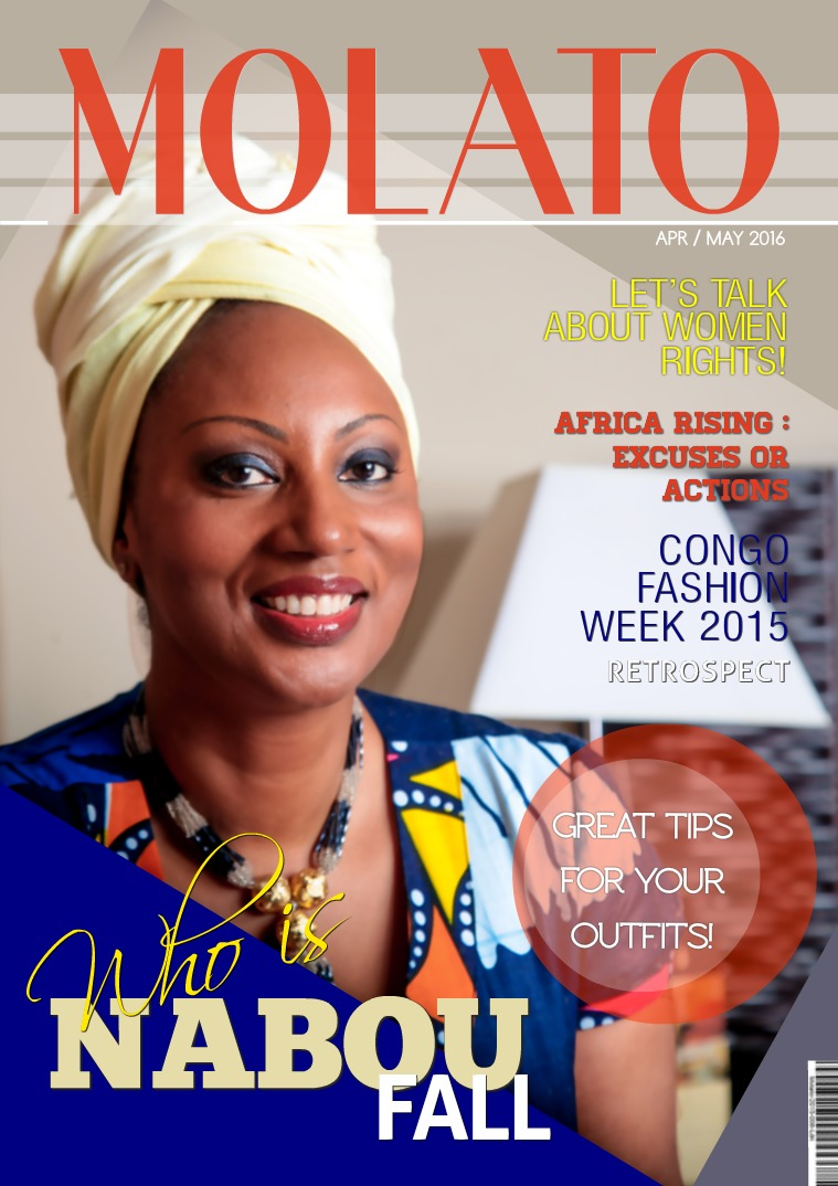 MOLATO MAGAZINE Issue 7-May/June 2016