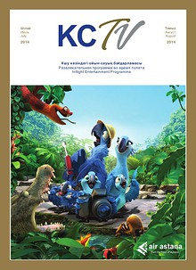 Air Astana KCTV Magazine