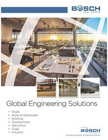 Bosch East Africa – Profiles & Capabilities