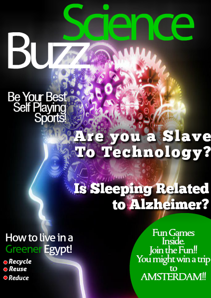 Science Buzz May 2014