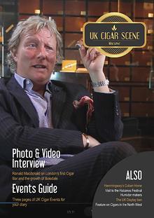 UK Cigar Scene Magazine