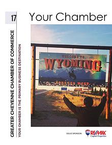 Your Chamber- Annual Report