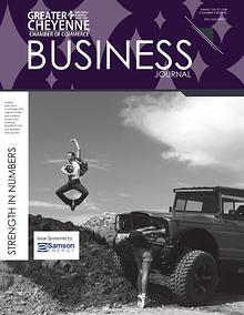 Greater Cheyenne Chamber of Commerce Business Journal and Other Publications