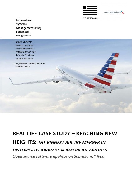 REAL LIFECASE STUDY – REACHING NEW HEIGHTS