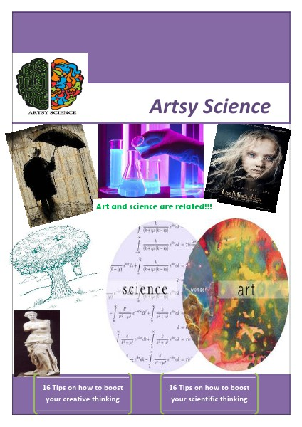 Artsy Science may 2014