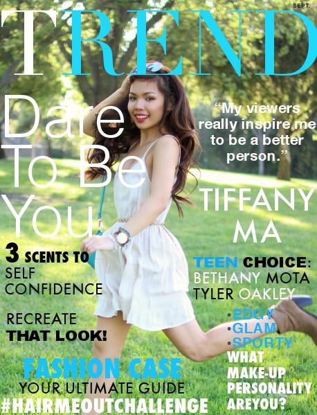 TREND MAGAZINE September 2014