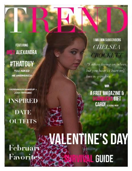 TREND MAGAZINE February 2015