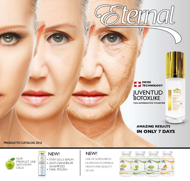 Eternal Spirit Beauty - English Catalog 2016
