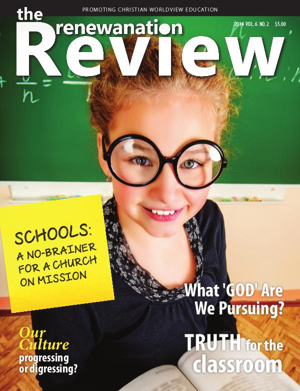 The Renewanation Review 2014 Volume 6 Issue 2