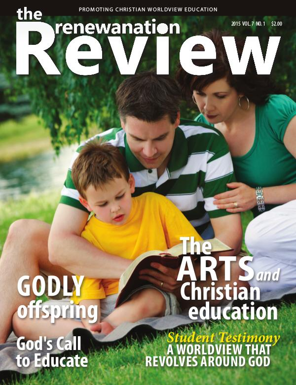 The Renewanation Review 2015 Volume 7 Issue 1