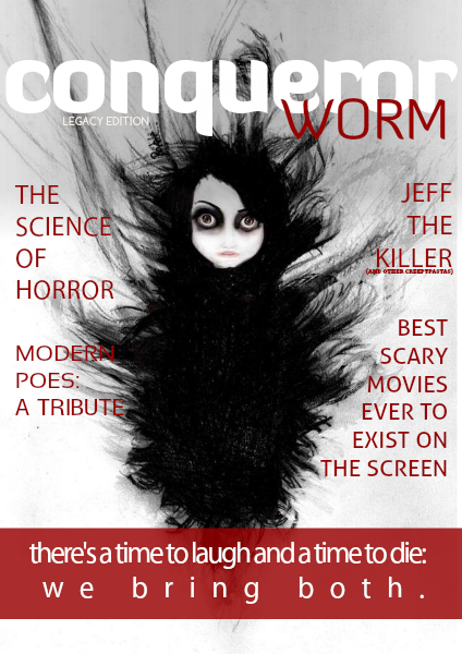 The Conqueror Worm Legacy Volume