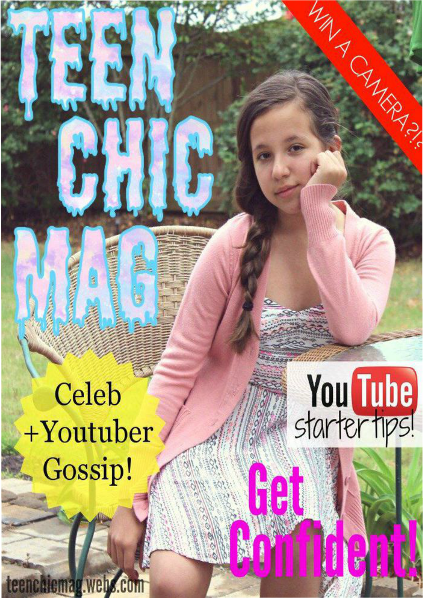Teen Chic Issue #3 May 2014
