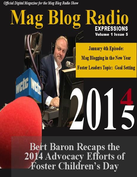 Mag Blog Radio Expressions Volume 1 Issue 5