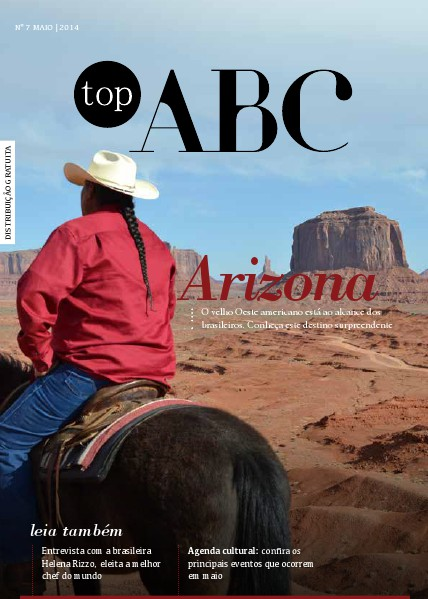 Revista Top ABC Top ABC Ed. 07 - mai. 2014