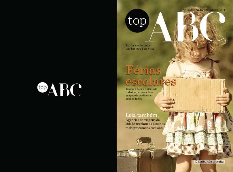 Revista Top ABC Top ABC Ed. 01 - nov. 2013