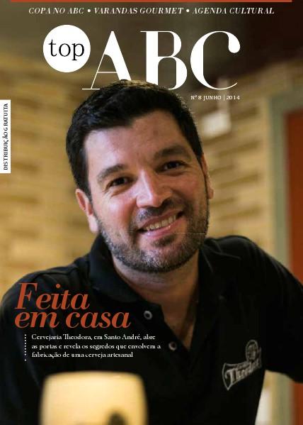 Revista Top ABC Top ABC Ed. 08 - jun. 2014