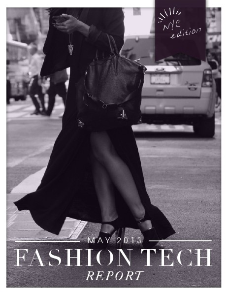Third Wave Fashion // MAY 2013 // THE NYC ISSUE
