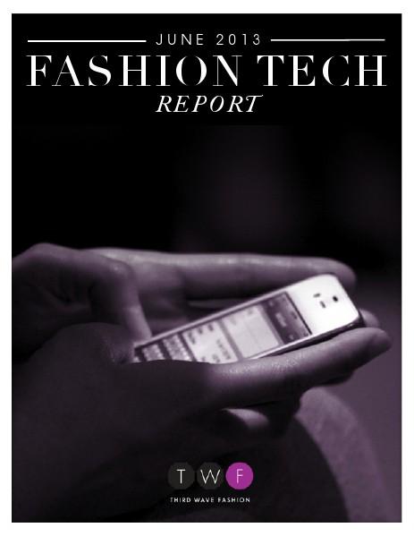 Third Wave Fashion // JUNE 2013