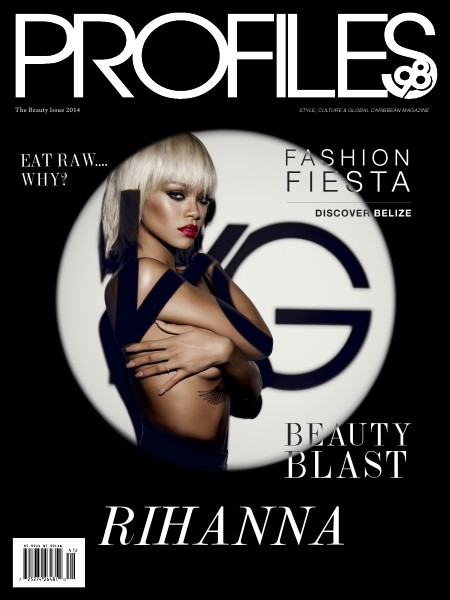 Profiles98 Magazine: The Beauty Issue 2014 - Issue 15 15