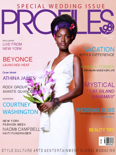Profiles98 Magazine: The Beauty Issue 2014 - Issue 15 3