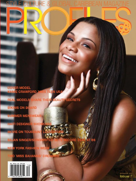 Profiles98 Magazine: The Beauty Issue 2014 - Issue 15 7