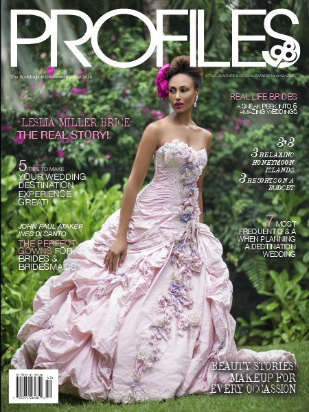Profiles98 Magazine: The Beauty Issue 2014 - Issue 15 16