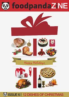 foodpanda ZINE   7th Issue   DEC 2014