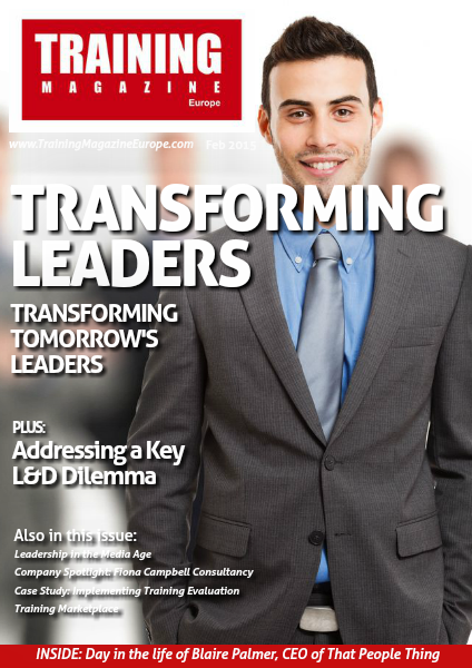 Training Magazine Europe February 2015