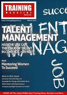 Training Magazine Middle East March 2015