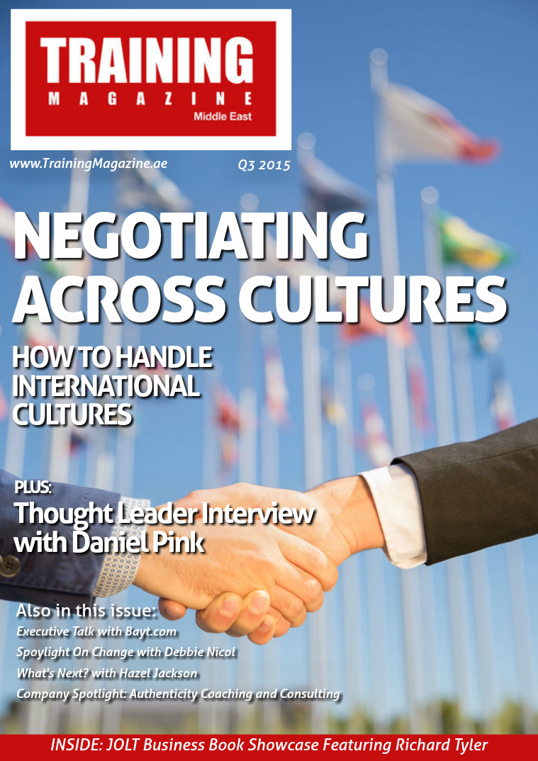 Training Magazine Middle East Q3 2015