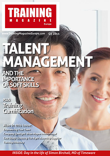 Training Magazine Europe