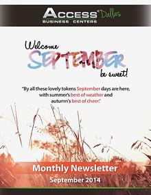 Access September 2014