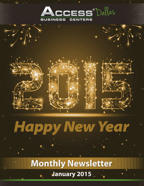 Access Newsletter January 2015 2015/01