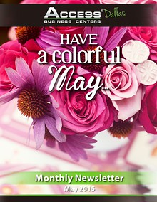 Newsletter May 2015