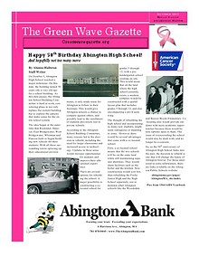 The Green Wave Gazette