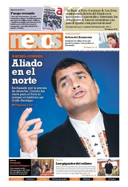 Revista Nexos Mayo 2014