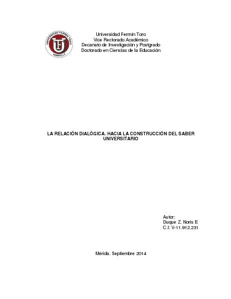 APROXIMACIÓN A UN MODELO TEÓRICO: ENSEÑANZA DE CONTABILIDAD Y TIC EN LA RELACIÓN DIALÓGICA. HACIA LA CONSTRUCCIÓN DEL S