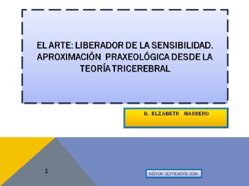 APROXIMACIÓN A UN MODELO TEÓRICO: ENSEÑANZA DE CONTABILIDAD Y TIC EN EL ARTE: LIBERADOR DE LA SENSIBILIDAD. APROXIMACIÓ