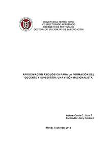 APROXIMACIÓN A UN MODELO TEÓRICO: ENSEÑANZA DE CONTABILIDAD Y TIC EN