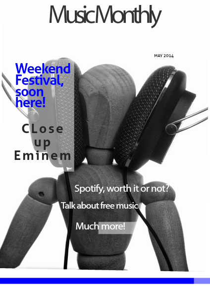 Music Monthly May 2014