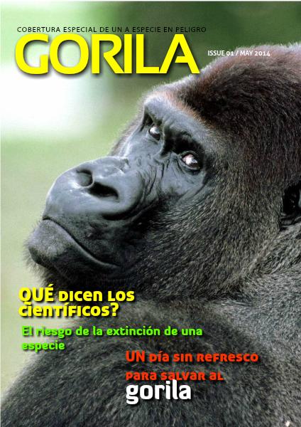 EL RESCATE DEL GORILA vol.1