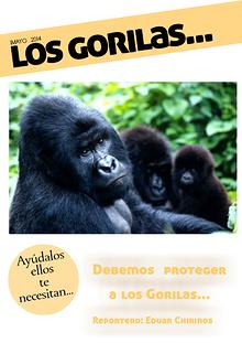 Debemos Proteger a los Gorilas